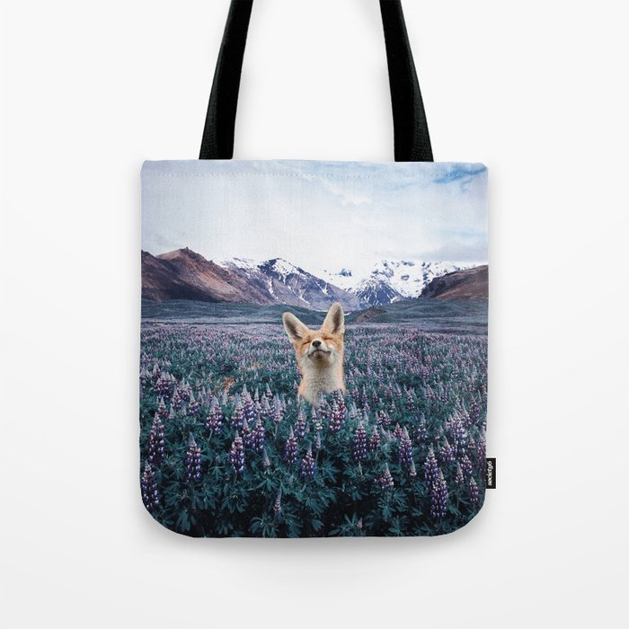 why do you love nature? Tote Bag