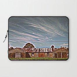 Deserted - HDR Laptop Sleeve