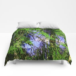 Brightest Green Comforters