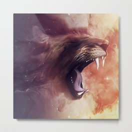 Tiger#2 Metal Print