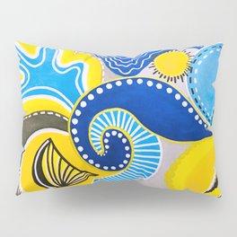 Lemony Pillow Sham