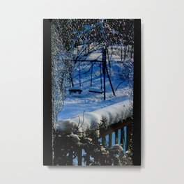 now is the winter of our discontent Metal Print