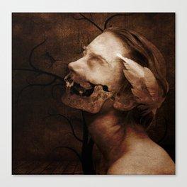 Fallen Angel Canvas Print