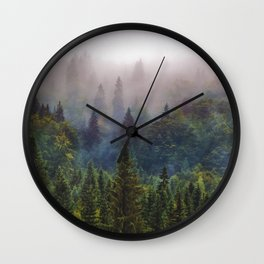 Wander Progression Wall Clock