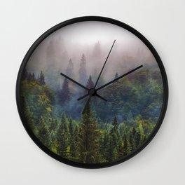 Wander Progression Wall Clock