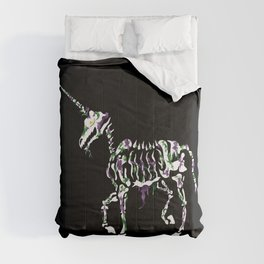Undead Unicorn Comforters