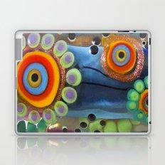 Hippie Flowers  Laptop & iPad Skin