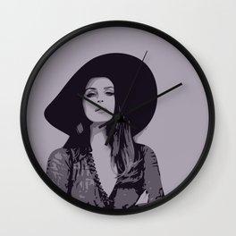 Lana Del Ray  Wall Clock