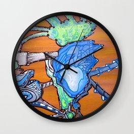 Hallucination Machine - Right Wall Clock