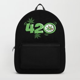 It's 420 Time Backpack