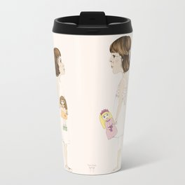 """Letras Mayores"" Travel Mug"