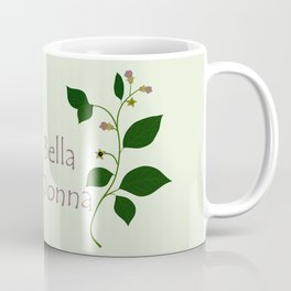 Bella Donna Coffee Mug