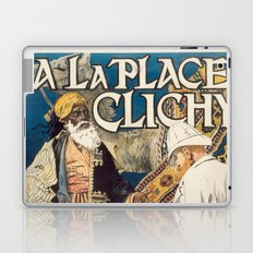 A la Place Clichy Laptop & iPad Skin