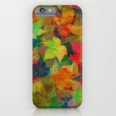 Colors of Autumn Slim Case iPhone 6