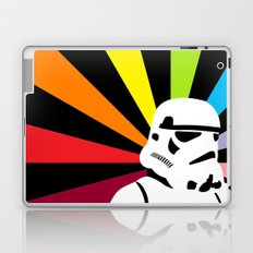 After the Storm... Rainbow Trooper Laptop & iPad Skin
