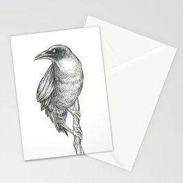 Little Bird (Inktober 2016) Stationery Cards