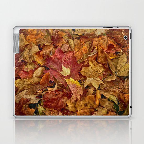 Falls textures Laptop & iPad Skin