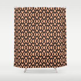 Moroccan Fencing. Shower Curtain