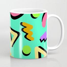 Teal Time Coffee Mug