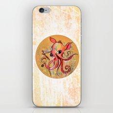 Octo-B iPhone Skin