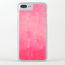74 Clear iPhone Case