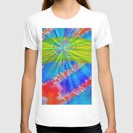 Abstract lighteffects -10- T-shirt