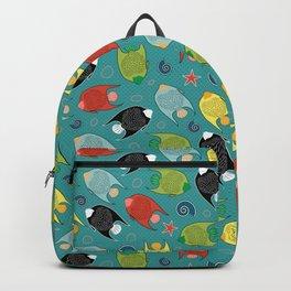 ALOHA Fishes Backpack
