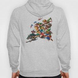 Zelda Mash Up Hoody