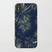 fireworks iPhone & iPod Cases featuring Fireworks! by LLL Creations