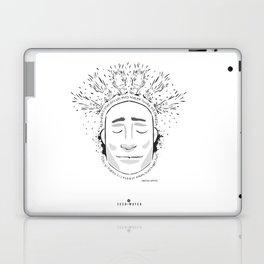Nido en mi cabeza Laptop & iPad Skin