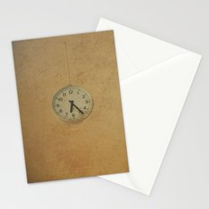 Time up!! Stationery Cards