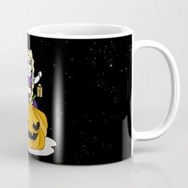Halloween Pumkin Coffee Mug