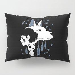 Anime Noke Wolf Pillow Sham