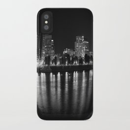living in a fish bowl iPhone Case