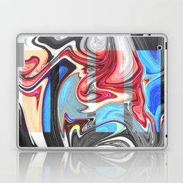 SNARL - BLACK Laptop & iPad Skin