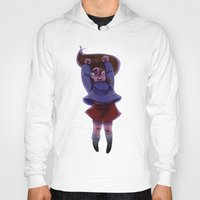 gravity falls Hoodies featuring Gravity Falls- Floating by Welcoming-Meg
