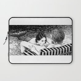 asc 793 - Le rivage de velour (Dive in a velvet slide) Laptop Sleeve