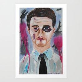 I am Jack's Smirking Revenge Art Print