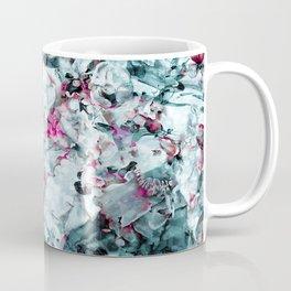 FLORAL WAVES Coffee Mug