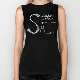 Into the Salt Biker Tank