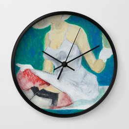 Oopsie Wall Clock