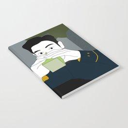 T.O.P { dazed korea 100 } . Notebook