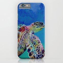 Honu 7 iPhone Case