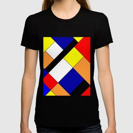 Mondrian #18 T-shirt