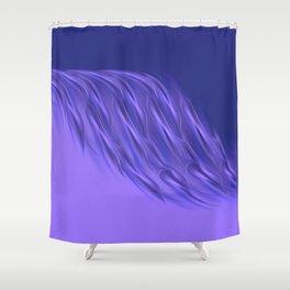 Rocking purple Shower Curtain