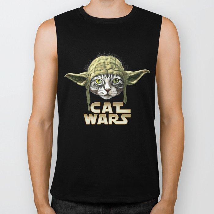 Cat Wars Biker Tank