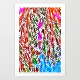 Untiteled Art Print