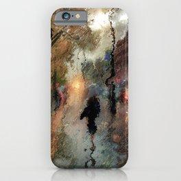 Rainy days iPhone Case