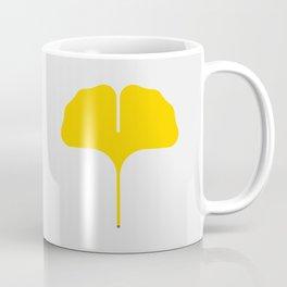 Ginkgo Leaf Coffee Mug
