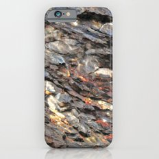 Rocky Mountain Texture  iPhone 6s Slim Case